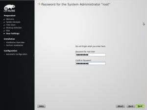 Установка OpenSuSE 12.3
