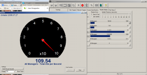 Тестирование дисковой подсистемы Linux IOmetr