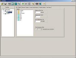IOmetr тестирование дисков Linux