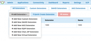 Extension types